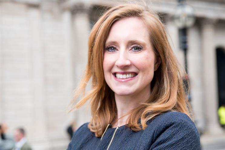 Sophia Morrell will take up her new role at UK Finance next month