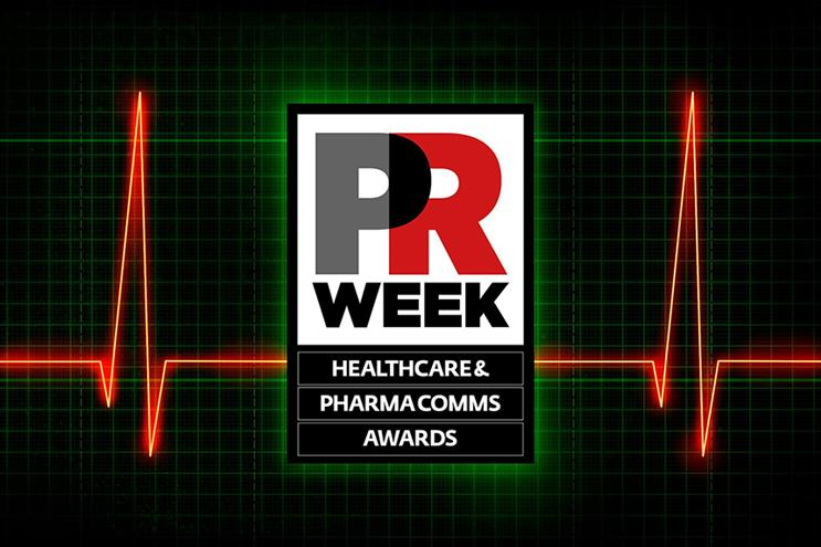 PRWeek Healthcare and Pharma Comms Awards: entry deadline extended