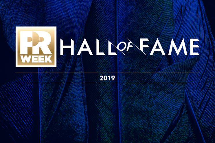 Introducing the 2019 class of the PRWeek US Hall of Fame