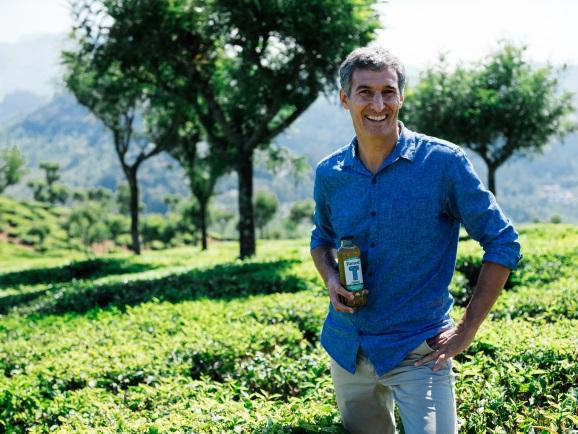 Seth Goldman, Cofounder and CEO, Honest Tea, tells brand's story through straightforward messages