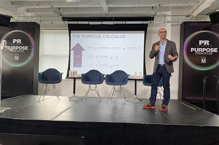 Aaron Kwittken, founder and CEO of KWT Global