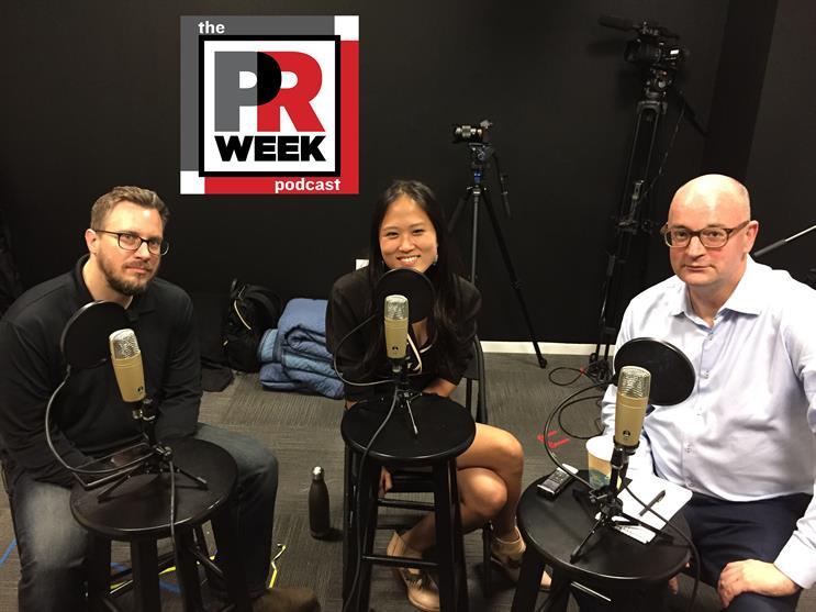 The PRWeek 11.02.2018: Rebecca Chen
