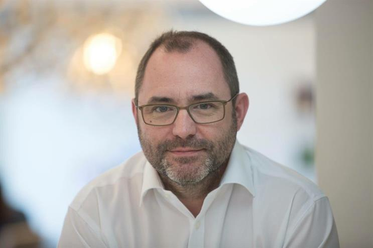 Ian Dorrian is president of EU communications at Syneos