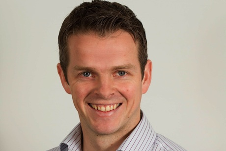 Ian Morris: six years with Citigate