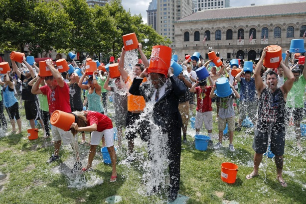 Should brands piggyback on organic efforts like the Ice Bucket Challenge?