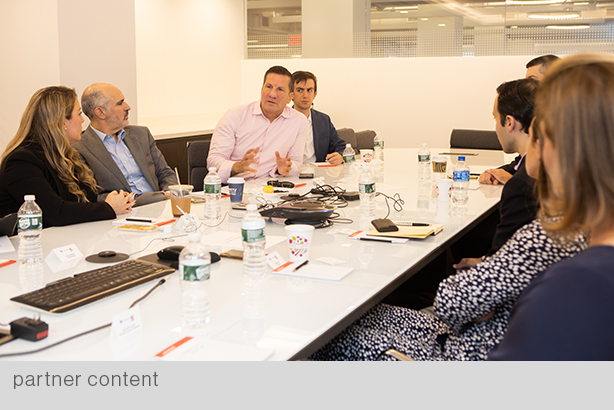 Business acuity is table stakes for comms, said the leaders who attended this PublicRelay-hosted roundtable. (All photos courtesy of Eduardo Amorim)