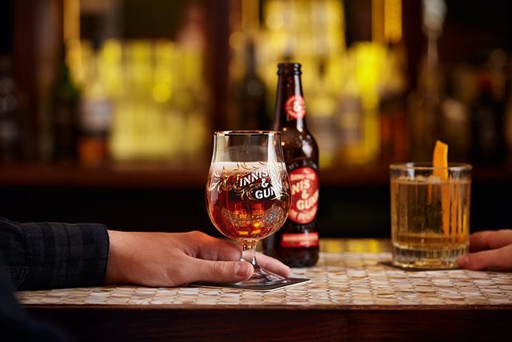 Scottish beer maker Innis & Gunn hires UK PR agency
