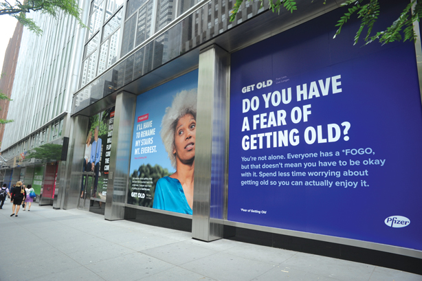 #FOGO helps people, young and old, talk about aging