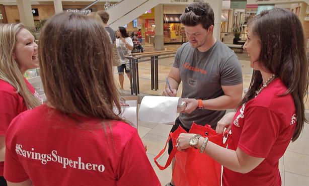 RetailMeNot deploys savings superheroes to aid consumers
