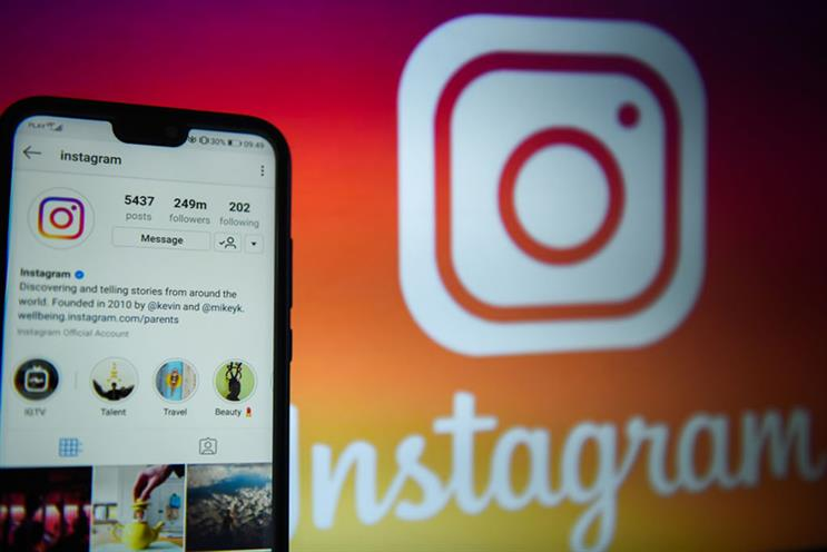 Changes to Instagram has resulted in influencer engagement rates dropping