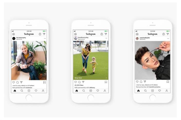 Instagram ads: more than 4,000 influencer ad posts were complained about in UK last year