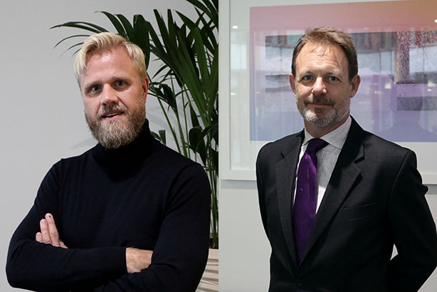 MHP adds director duo to senior team