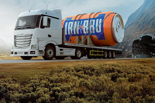Confessions of a social media manager: IRN-BRU on cheeky exchanges, staying 'on brand' and Iron Maiden