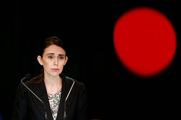New Zealand PM Jacinda Ardern has earned praise for her response to the Christchurch terrorist attack
