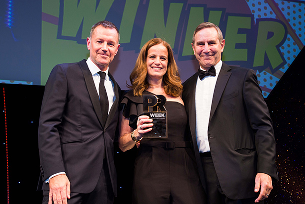 'She made creative important' - Edelman creative chief Jackie Cooper inducted to PRWeek UK Hall of Fame