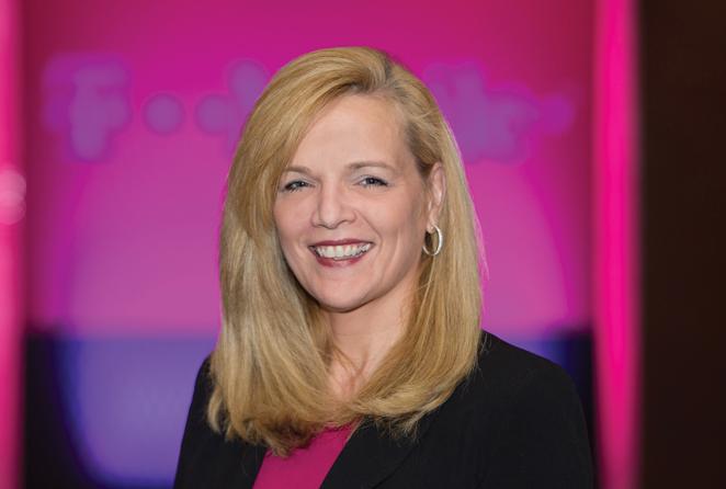 Janice Kapner, SVP, corporate communications, T-Mobile: Power List 2017