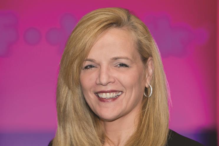 Janice Kapner, SVP, corporate communications, T-Mobile: Power List 2016