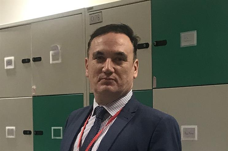 Jason Green, interim deputy director of communications at MHCLG