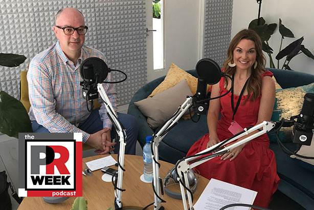 The PR Week at Cannes 6.17.2019: Spotify's Dustee Jenkins