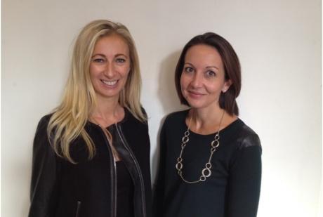Halpern founder Jenny Halpern Prince and MD Jennifer Burner