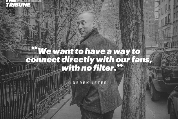 A whole new ballgame as Jeter drafts players to create content #AWXI