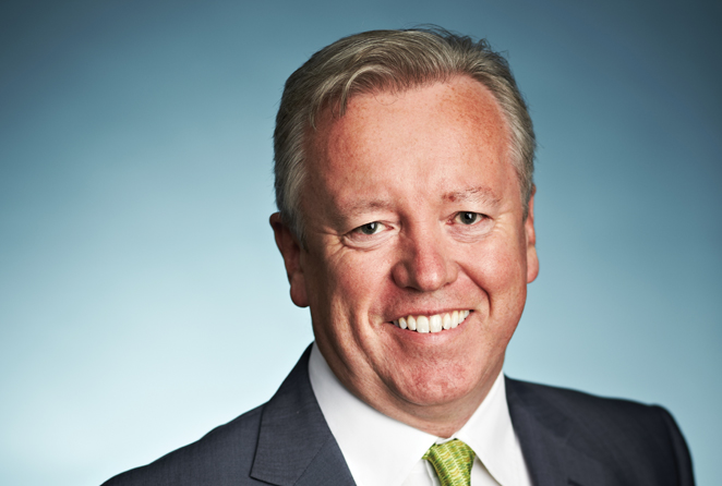 John Saunders, president and CEO, FleishmanHillard: Power List 2017