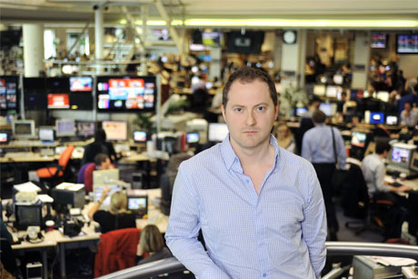 John Shield: Joining the BBC's new comms director