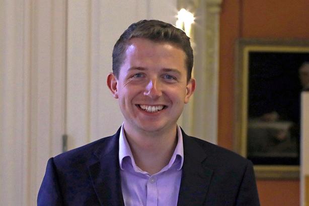 Portland head of events Jonathan Stock