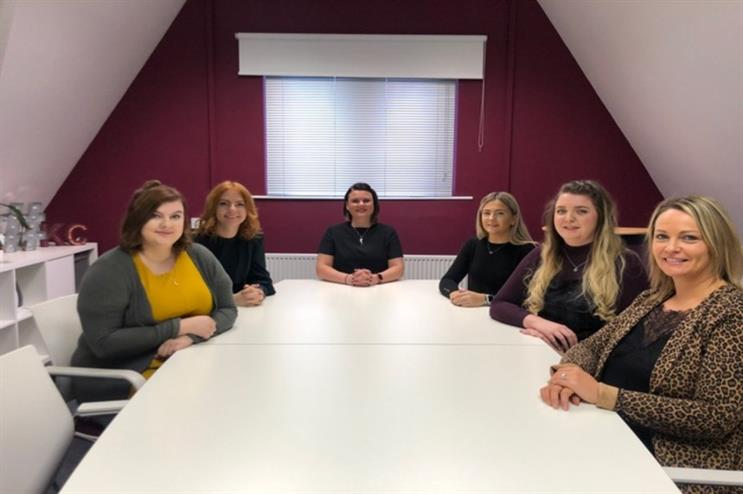 The team at KC Comms