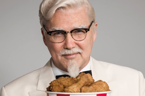 KFC's quirky Colonel Sanders effort will build brand affinity