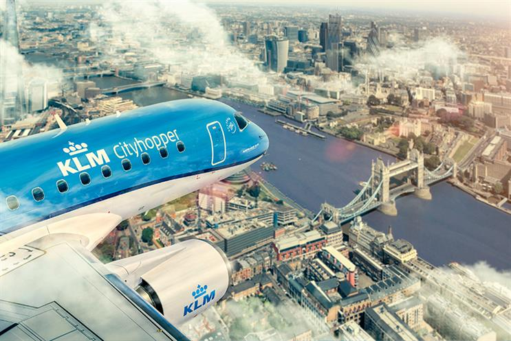 Dutch airline KLM picks UK agencies for Blue January campaign