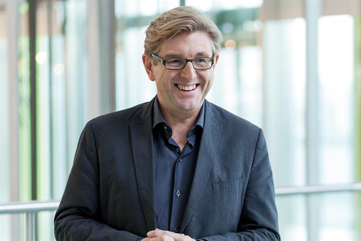 Unilever's Keith Weed to put price on trust for tech giants