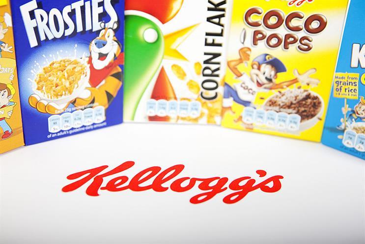 Kellogg's hires UK comms agency for 'stellar portfolio of brands'