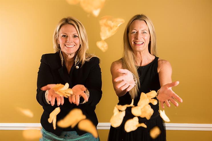 A crisp win: Lucre owner director Tamarind Wilson-Flint and managing director Rhona Templer.