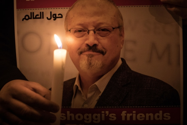 Journalist Jamal Khashoggi's life was brutally ended in Turkey last month (Pic: Getty Images).