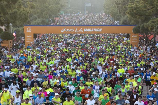 Image via the LA Marathon's Flickr photostream