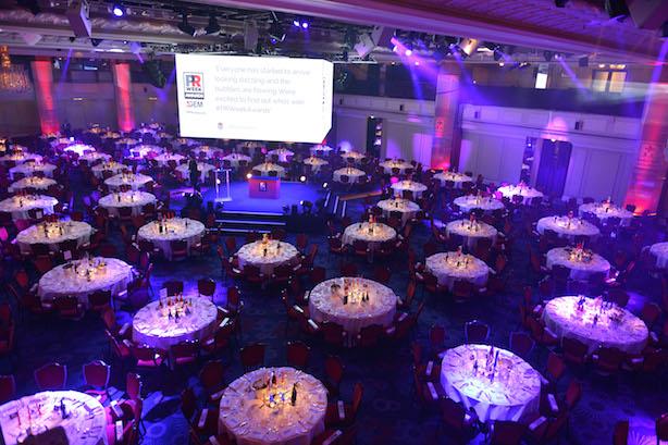 PRWeek UK Awards 2015: A celebration of world-leading work that sets new standards