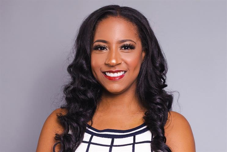 Dr LeMia Jenkins Thompson, global head of communications at Pinterest.