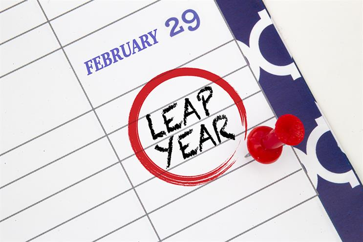 London agency to pay staff 'leap year day' wage