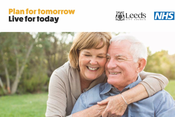 Dying mtters: Leeds City Council's campaign has raised awareness and broken barriers