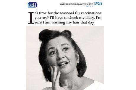 Internal communications: Liverpool Community Health NHS Trust with Splinter Design
