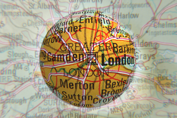 Is London miles away from the rest of Britain, in PR as well as politics? (©Alamy)