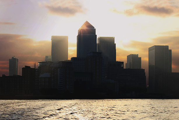 The City - London's financial district