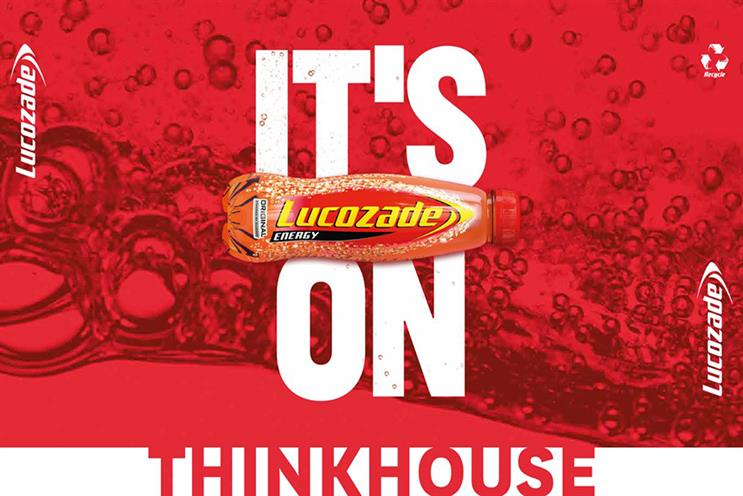 Lucozade Energy appoints communications agency