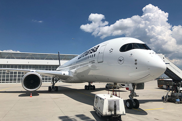 Lufthansa is Europe's largest airline