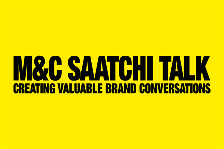 M&C Saatchi Talk begins new era with 'renewed confidence'
