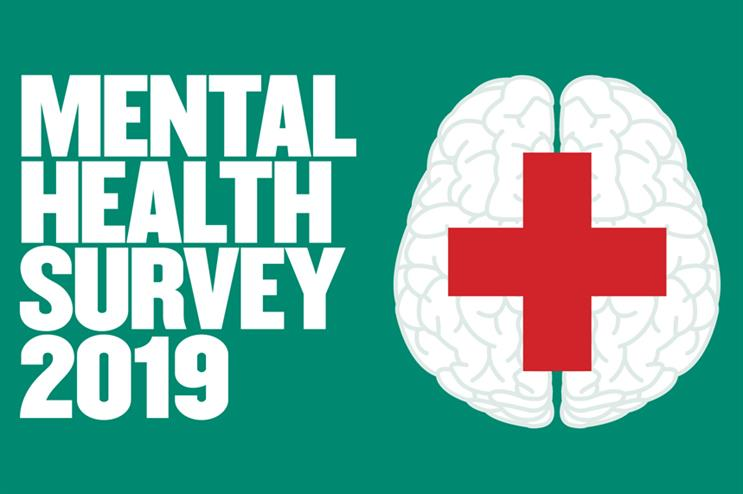 PRWeek Mental Health Survey 2019: Employers must step up