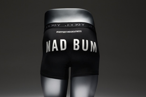 How the World Series MVP is helping Jockey build buzz for its new underwear line