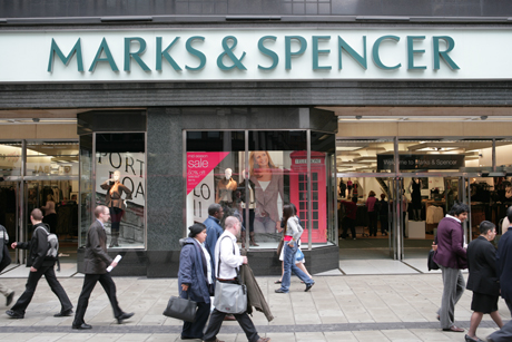 Marks & Spencer: Came out top in brand authenticity survey