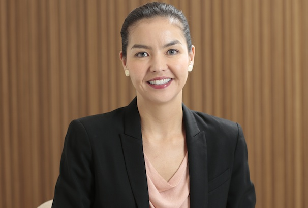 Key was named APAC CEO last month